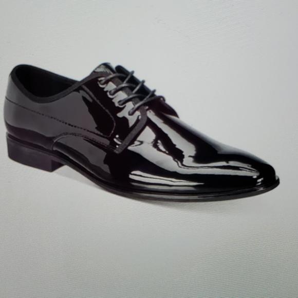 Men's Dorodo patent leather Oxford INC